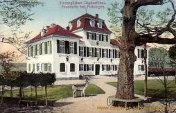 Meiningen, Herzogliches Jagdschloss