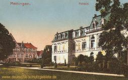 Meiningen, Palais