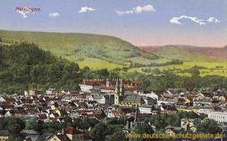 Meiningen, Stadtansicht