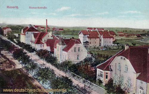 Meseritz, Bismarckstraße