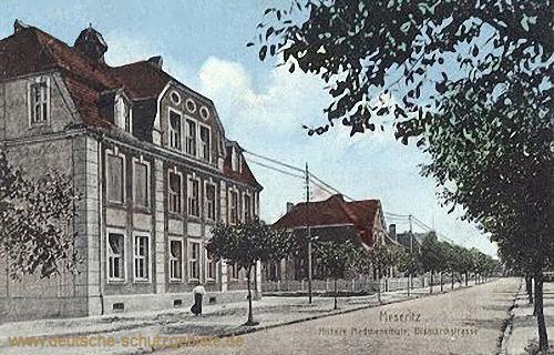 Meseritz, Höhere Mädchenschule, Bismarckstraße