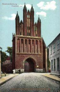 Neubrandenburg, Friedländer Tor