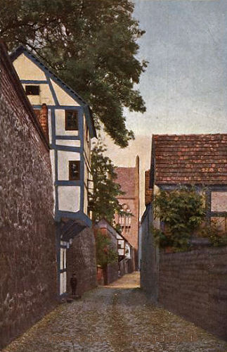 Neubrandenburg, Wieckhäuser