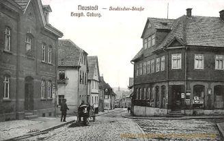 Neustadt, Herzogtum Coburg, Heubischer Straße