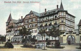 Oberhof, Herzogliches Schlosshotel