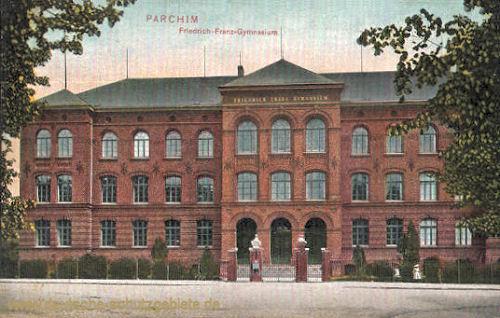 Parchim i. M., Friedrich-Franz Gymnasium