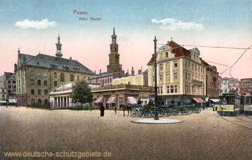 Posen, Alter Markt