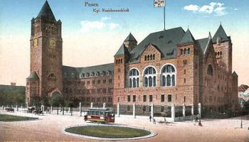 Posen, Kgl. Residenzschloss