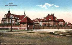 Posen, Neues Diakonissenhaus