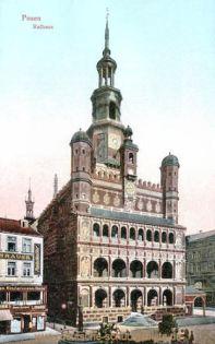 Posen, Rathaus