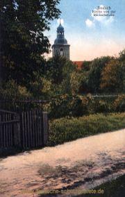 Rodach, Kirche von der Rückertstraße