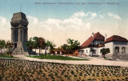 Ronneburg, Bismarckturm