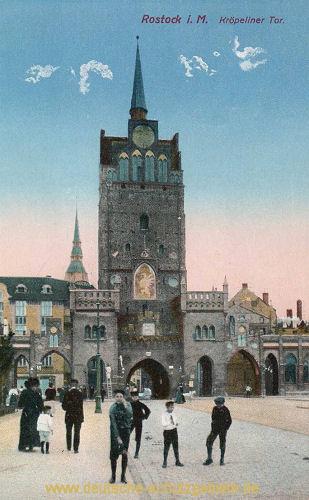 Rostock, Kröpeliner Tor