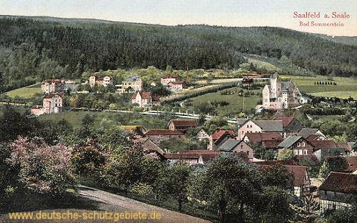 Saalfeld, Bad Sommerstein
