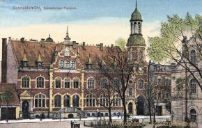 Schneidemühl, Kaiserliches Postamt