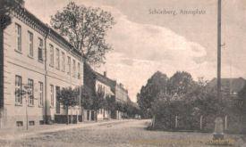 Schönberg i. M., Amtsplatz