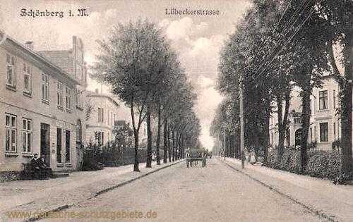 Schönberg i. M., Lübeckerstraße
