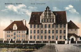 Schwerin an der Warthe, Königliches Lehrerseminar