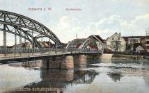 Schwerin an der Warthe, Warthebrücke