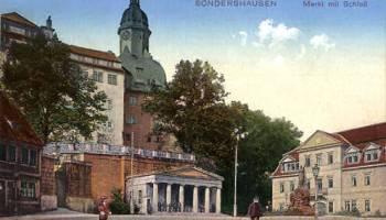 Sondershausen, Schloss