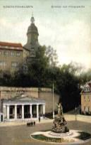 Sondershausen, Schloss mit Hauptwache