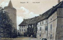 Stargard i. M., Burghof