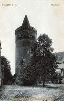 Stargard i. M., Burgturm