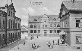 Waltershausen, Die drei Schulen
