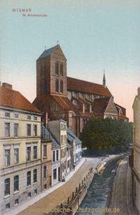 Wismar, St. Nicolaikirche