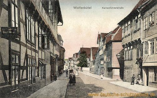 Wolfenbüttel, Karrenführerstraße