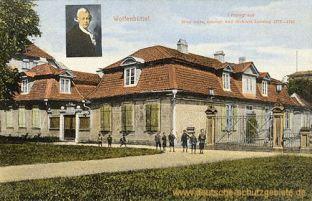 Wolfenbüttel, Lessinghaus