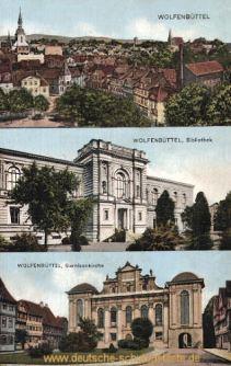 Wolfenbüttel, Mehrfachansicht