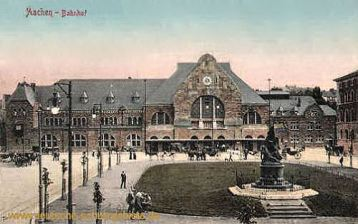 Aachen, Bahnhof