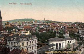 Aachen, Gesamtansicht