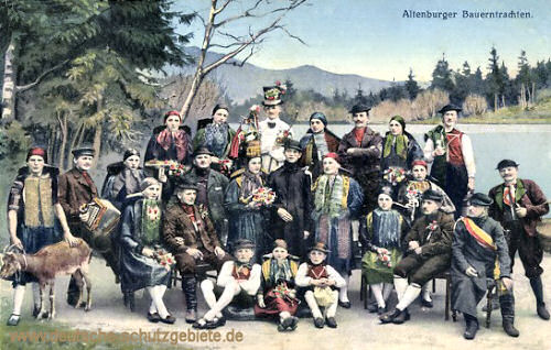 Altenburger Bauerntrachten
