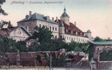 Altenburg, Freiadliges Magdalenenstift