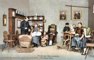 Altenburger Bauerntrachten, Trautes Heim