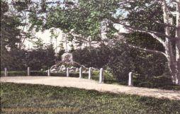 Aschersleben, Bismarckstein