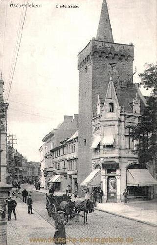 Aschersleben, Breitestraße