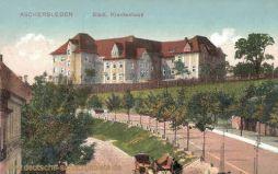 Aschersleben, Städtisches Krankenhaus