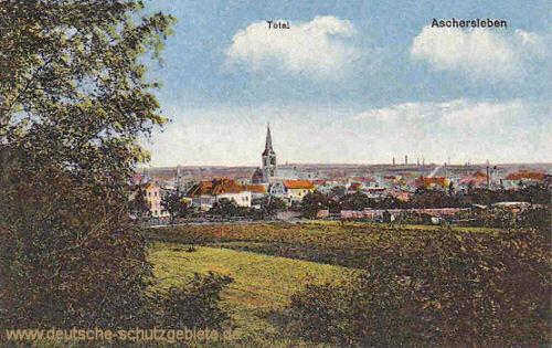 Aschersleben, Total
