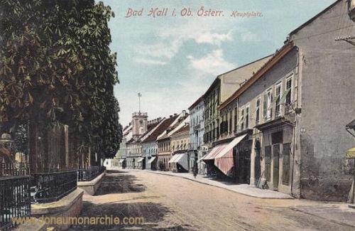 Bad Hall, Hauptplatz