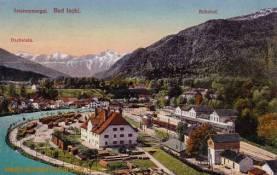Bad Ischl, Dachstein, Bahnhof