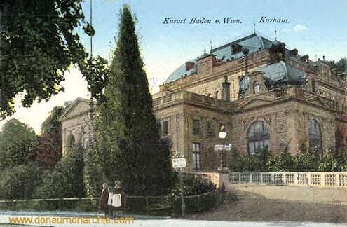 Baden bei Wien, Kurhaus