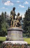 Baden bei Wien, Lanner-Strauss-Denkmal im Kurpark
