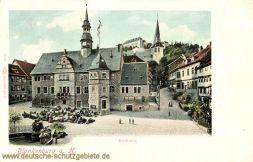 Blankenburg am Harz, Rathaus