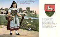 Bortfelder Bäuerin