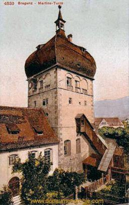 Bregenz, Martins-Turm