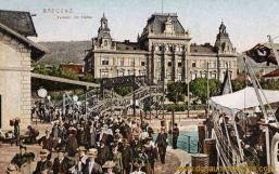 Bregenz, Verkehr im Hafen