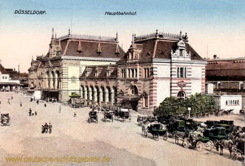Düsseldorf, Hauptbahnhof